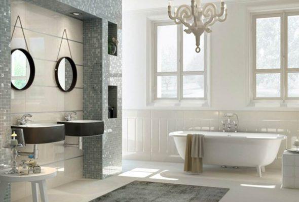 Rivestimento per il bagno, cosa e come scegliere.