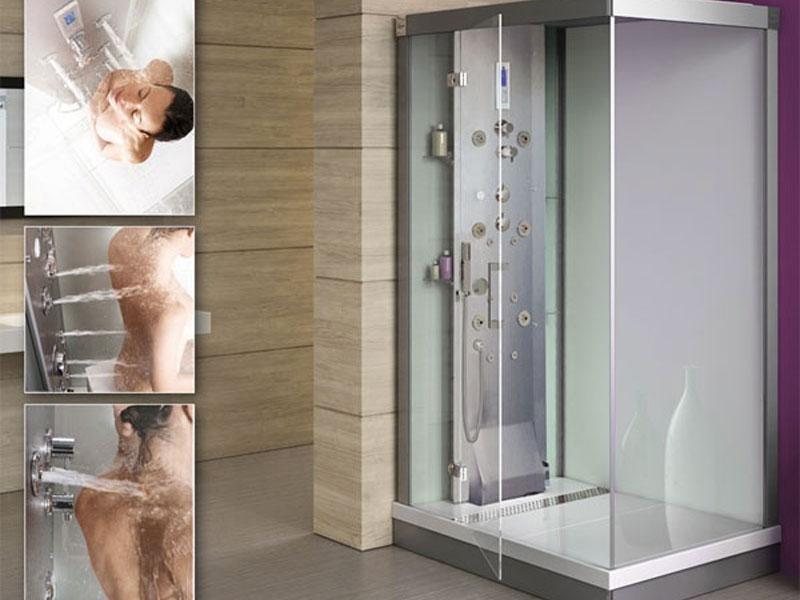 Box doccia con idromassaggio esistono mam ceramiche