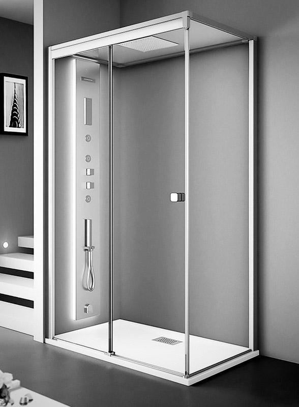 Grandform box doccia cabine doccia di design migliori - Cabine doccia multifunzione prezzi ...