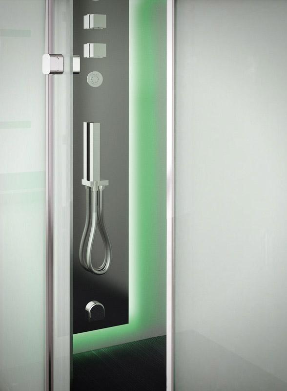 Grandform box doccia cabine doccia di design migliori prezzi roma - Cabine doccia multifunzione prezzi ...