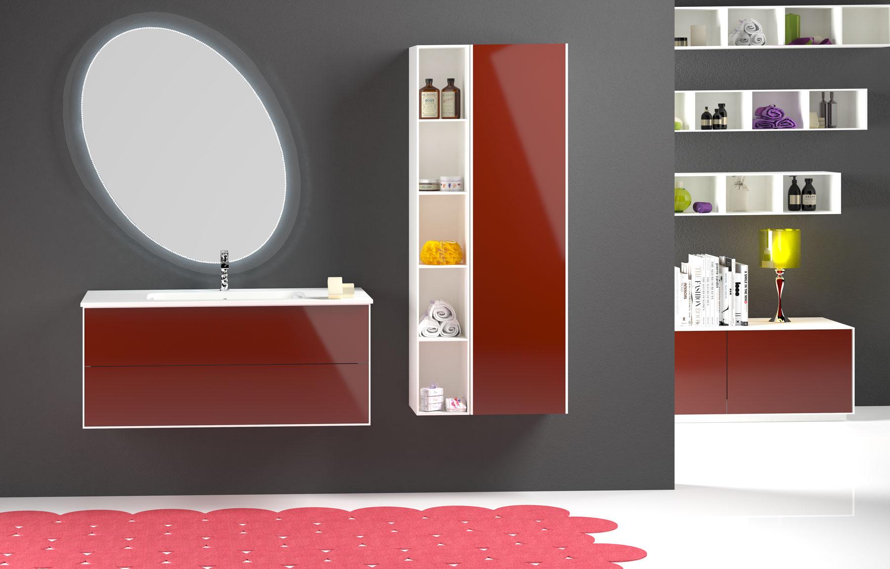 Mobili bagno moderni e di design migliori marche e vasta for Mobili di design houston