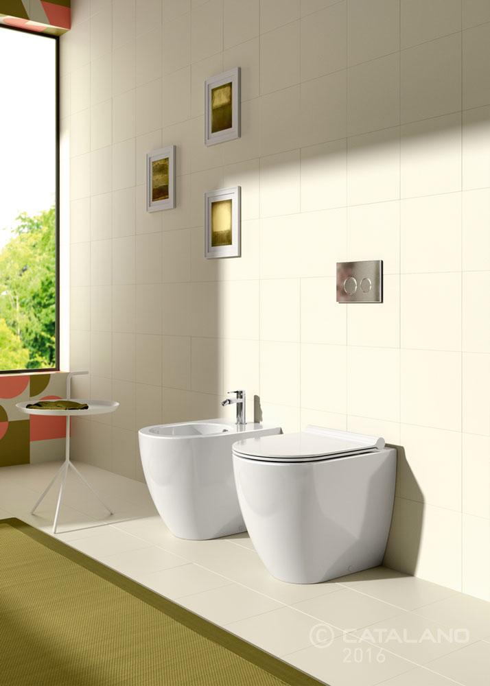 idee bagno cieco tags » idee bagno cieco vasca da bagno mosaico ... - Arredo Bagno Catalano