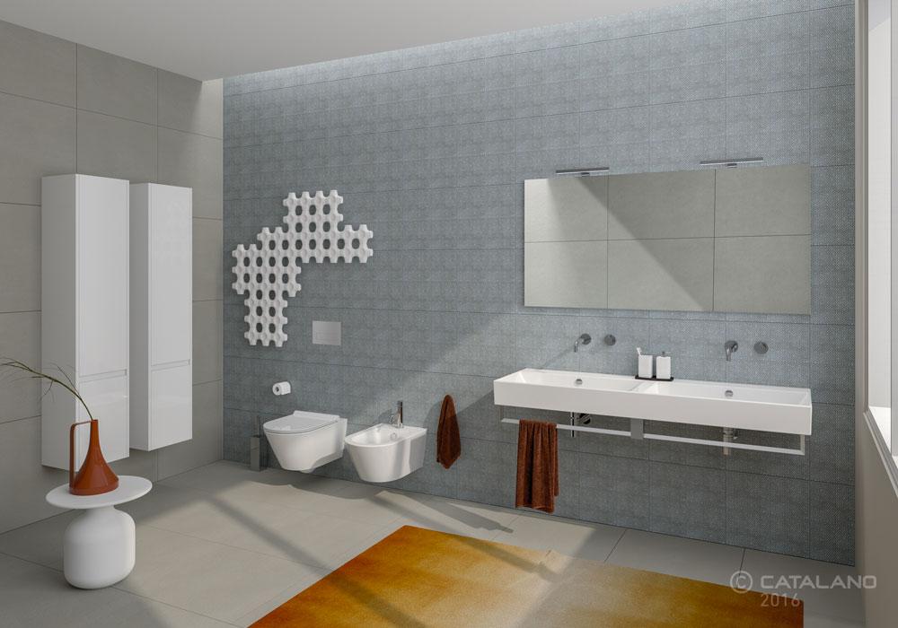 sanitari bagno » sanitari bagno catalano - galleria foto delle ... - Arredo Bagno Catalano