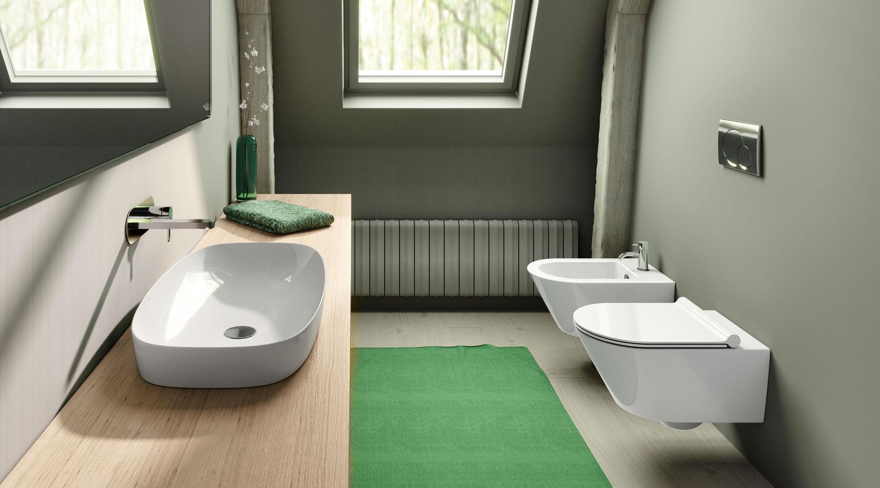 Sanitari roma mam ceramiche arredo bagno di design - Sanitari bagno roma ...