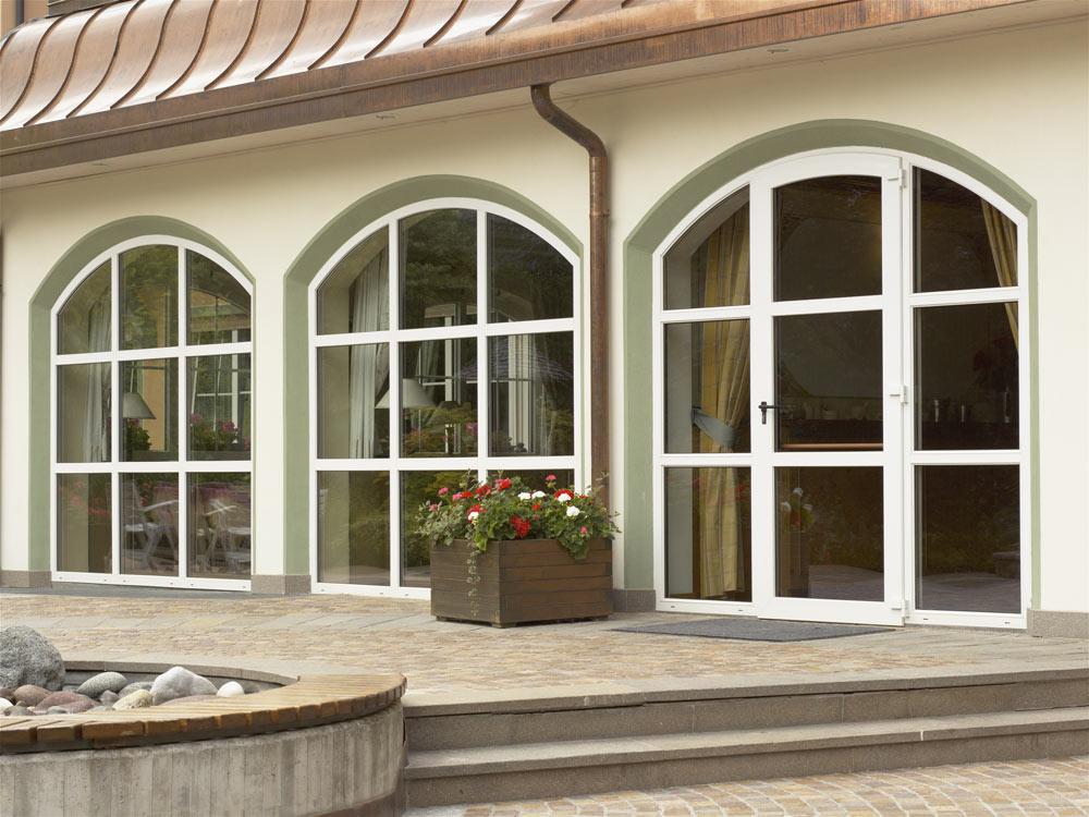 Gruppo finestre infissi in pvc serramenti per interni in pvc - Gruppo finestre chizzola ...