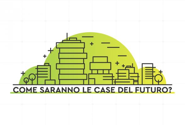 Come saranno le case del futuro? Scoprilo con l'infografica sulle smart home